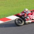 写真: 2014 鈴鹿8耐 スガイレーシングジャパン 須貝義行 蒲谷朋大 ドゥカティ 1199パニガーレR 35