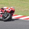 写真: 2014 鈴鹿8耐 スガイレーシングジャパン 須貝義行 蒲谷朋大 ドゥカティ 1199パニガーレR 437