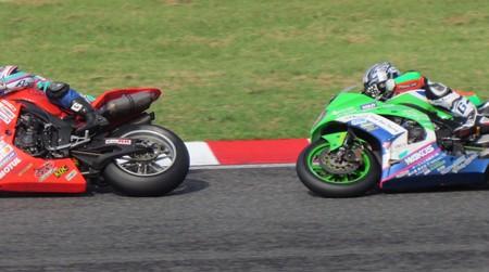 2014 鈴鹿8耐 Club Bali Racing 中島洋一 森本潤一 野村裕之 KAWASAKI ZX-10R 10