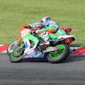 写真: 2014 鈴鹿8耐 Club Bali Racing 中島洋一 森本潤一 野村裕之 KAWASAKI ZX-10R 73